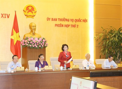 Abschluss der 2. Sitzung des Ständigen Parlamentsausschusses - ảnh 1