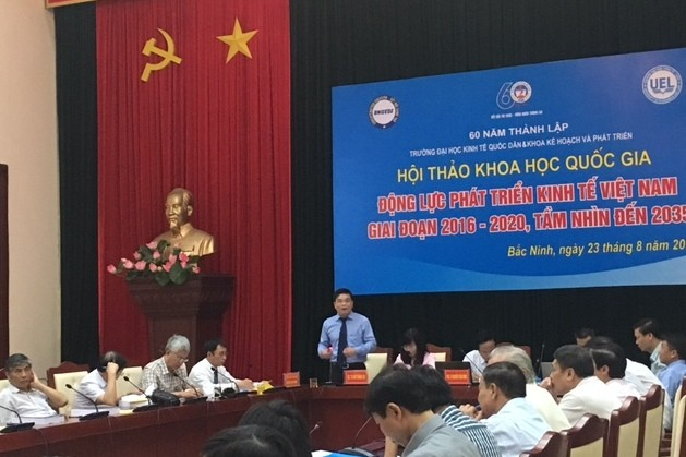 Schaffung von Impulsen zur Wirtschaftsentwicklung Vietnams bis 2020 - ảnh 1