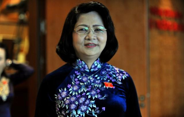 Vize-Staatspräsidentin Dang Thi Ngoc Thinh trifft den Assistenten des UN-Generalsekretärs - ảnh 1