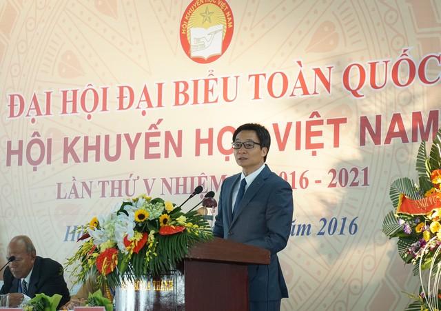 5. Landeskonferenz des vietnamesischen Lernförderungsverbands - ảnh 1