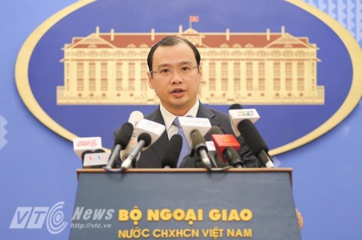 Turnusmäßige Pressekonferenz des Außenministeriums - ảnh 1