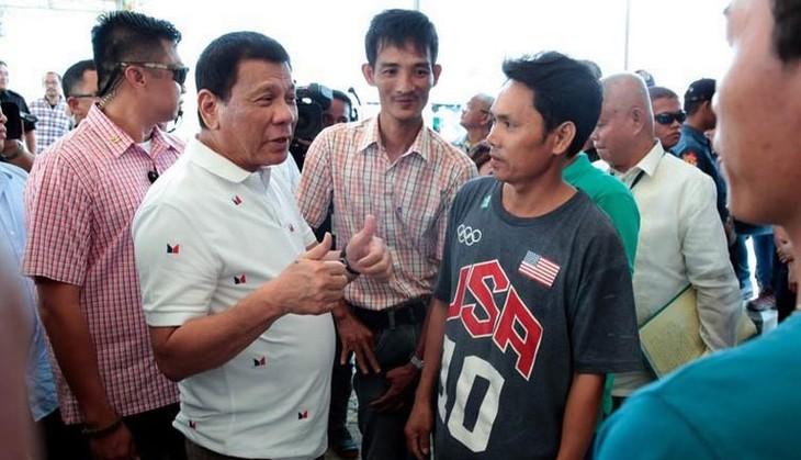 Vietnam begrüßt humanitäre Lösung für Fischer-Frage durch die Philippinen - ảnh 1