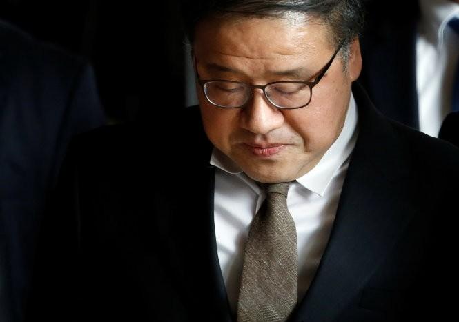 Südkorea nimmt den ehemaligen Sekretär der Präsidentin Park Geun-hye fest - ảnh 1