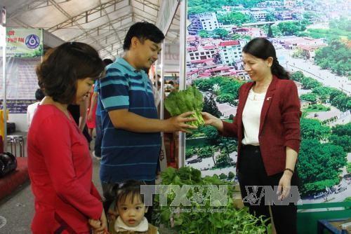 """Thai Nguyen: Messe """"Jede Gemeinde, jedes Stadtviertel stellt ein Produkt vor"""" - ảnh 1"""