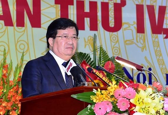 Trinh Dinh Dung nimmt an Konferenz des Verbands der vietnamesischen Städte teil - ảnh 1