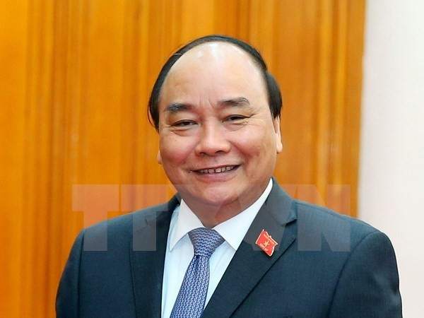 Der Premierminister nimmt am Gipfel Kambodschas, Laos, Vietnams an - ảnh 1
