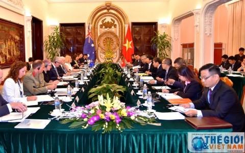 Dialog auf Vize-Außenminister- und -Verteidigungsministerebene Vietnam-Australien - ảnh 1