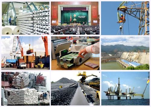 Umstrukturierung der Wirtschaft und Erneuerung des Wachstumsmodells - ảnh 1