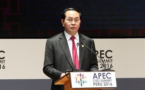 APEC 2017 bekräftigt die Stellung Vietnams auf der internationalen politischen Bühne - ảnh 1