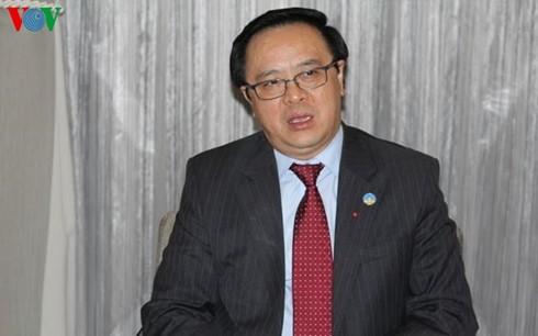 Der Laos-Besuch des KPV-Generalsekretärs Nguyen Phu Trong geht zu Ende.  - ảnh 1