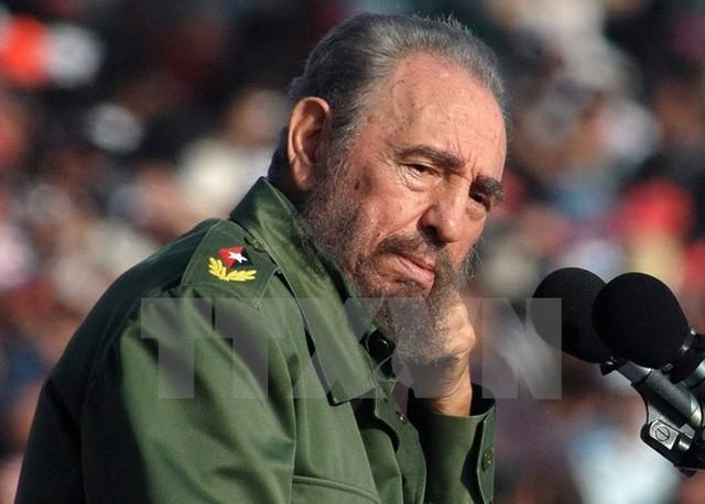 Kuba ruft nach dem Tod von Fidel Castro eine neuntägige Staatstrauer aus  - ảnh 1