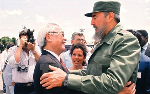 Vietnam-Kuba-Beziehung ist eine vorbildliche Beziehung in der modernen Welt - ảnh 1