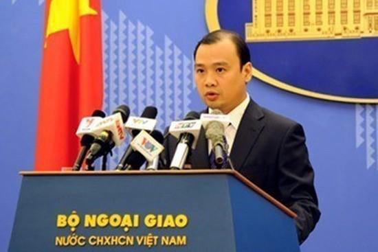 Vietnam protestiert gegen Ausbau künstlicher Inseln im Ostmeer durch China - ảnh 1