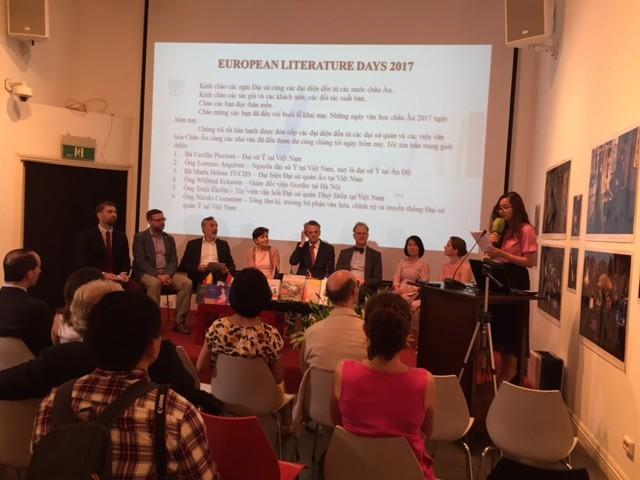 Europäische Literaturtage bringen dem vietnamesischen Publikum die europäische Kultur näher - ảnh 1
