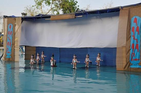 Ägyptische Künstlerin Mohab und ihre Leidenschaft für das Wasserpuppentheater Vietnams - ảnh 2