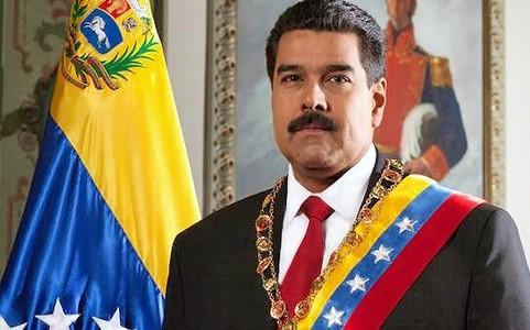 Venezuelas Präsident Maduro würdigt Präsident Ho Chi Minh - ảnh 1