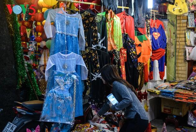Hanoi vor Halloween - ảnh 10