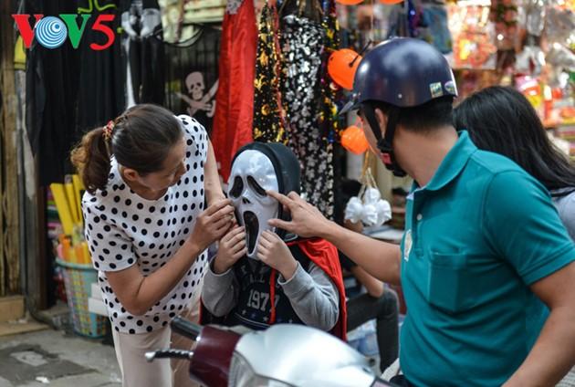 Hanoi vor Halloween - ảnh 12