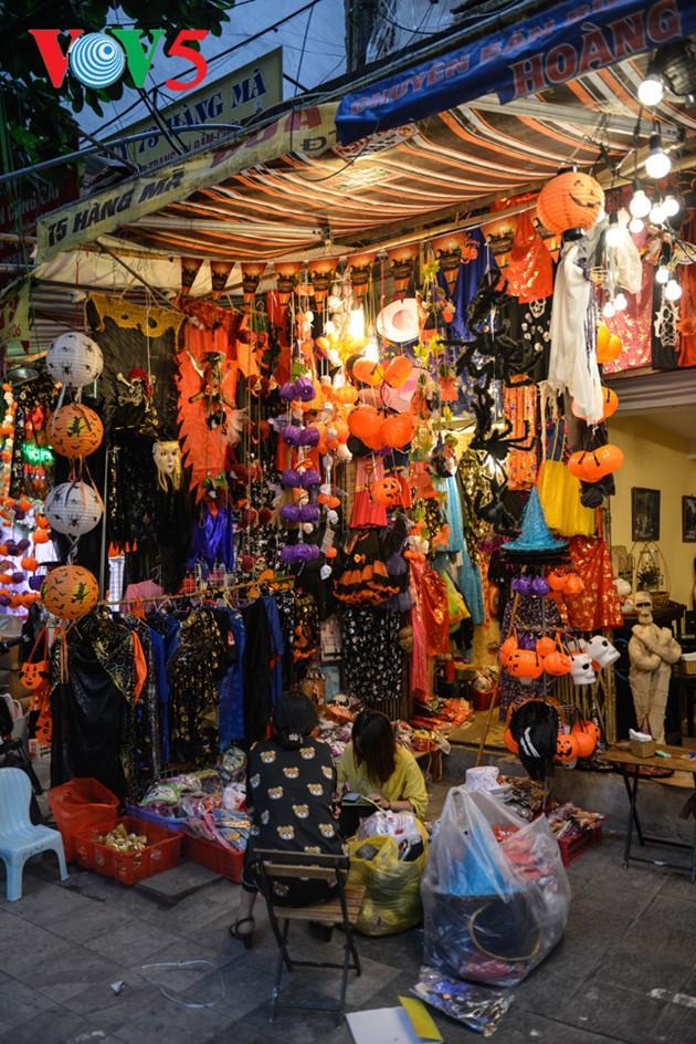Hanoi vor Halloween - ảnh 2