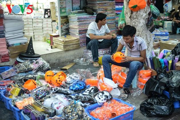 Hanoi vor Halloween - ảnh 4