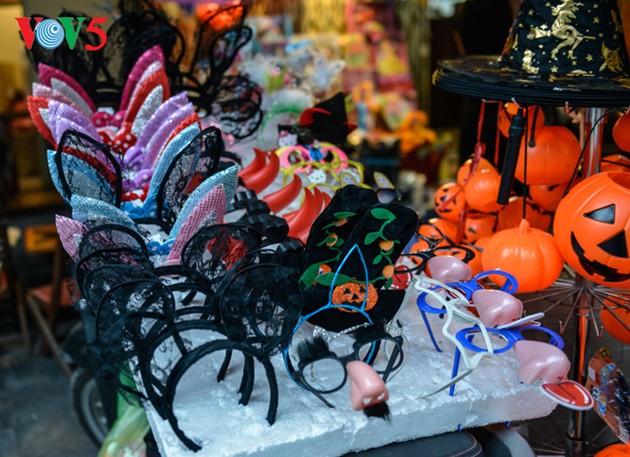 Hanoi vor Halloween - ảnh 7