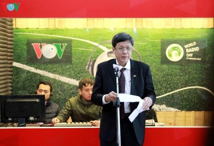 Die Stimme Vietnams feiert Welttag des Radios 2018 - ảnh 1