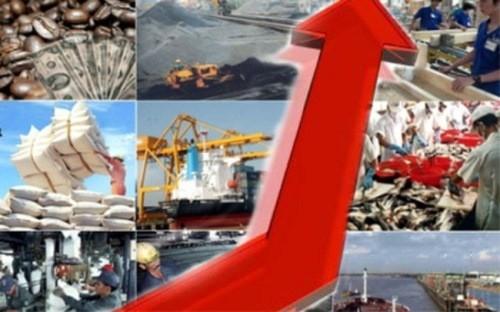 Zahlreiche günstige Elemente für das vietnamesische Wirtschaftswachstum - ảnh 1