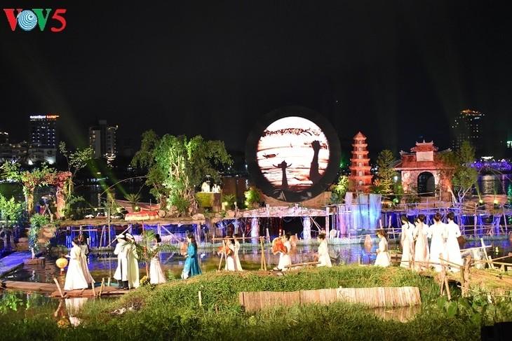 Die Kultur von Hue wurde beim Festival 2018 hervorgehoben - ảnh 1