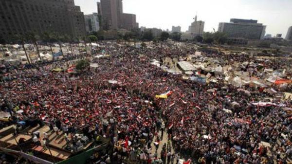 Demonstrasi besar-besaran terjadi lagi di Mesir - ảnh 1