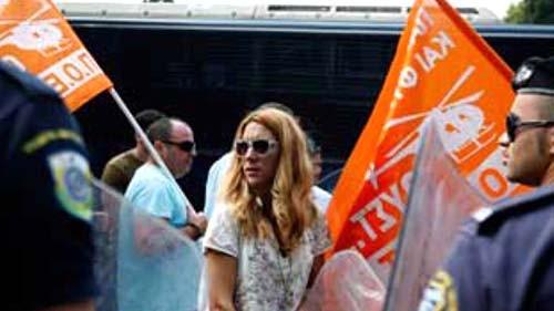 Prosentase pengangguran di Yunani naik paling tinggi di Eropa - ảnh 1