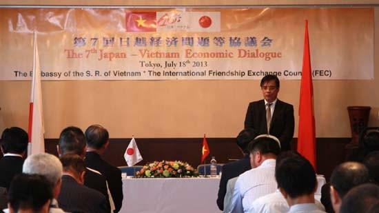 Mendorong kerjasama ekonomi Vietnam-Jepang - ảnh 1