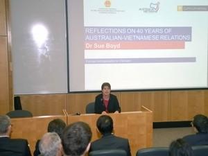 Hubungan Australia-Vietnam berkembang drastis - ảnh 1
