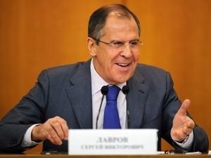 Rusia memprotes AS mempersenjatai fihak opisisi Suriah - ảnh 1