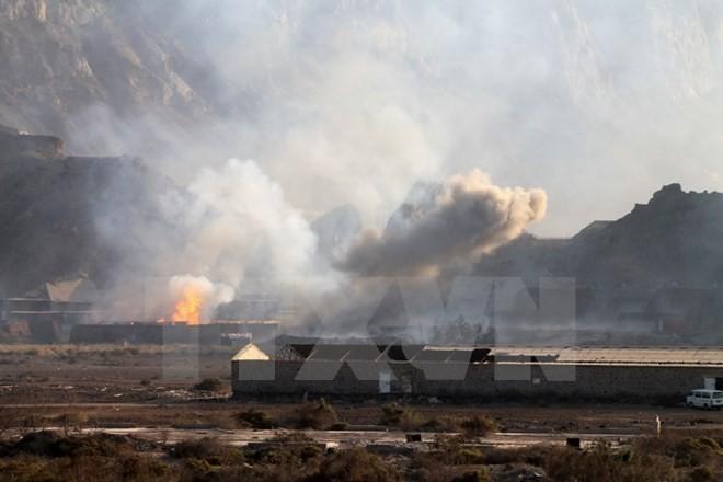 Perang terus bereskalasi di Yaman - ảnh 1