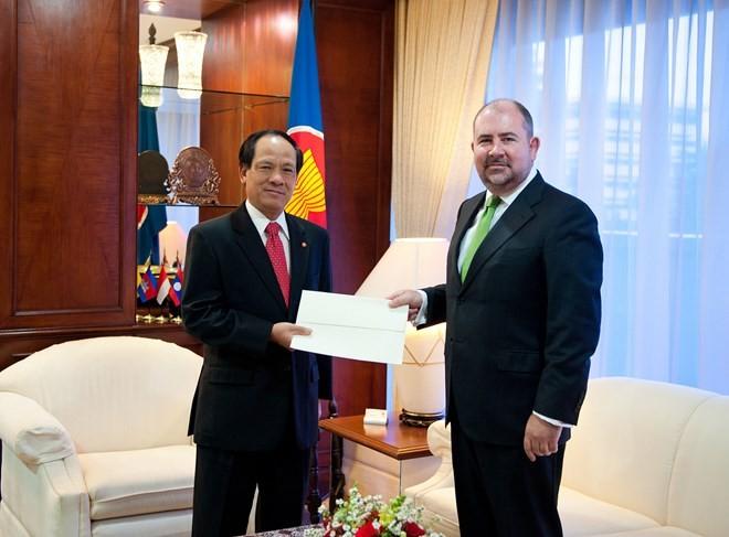 Republik Irlandia memperhatikan pendorongan kerjasama dengan ASEAN - ảnh 1