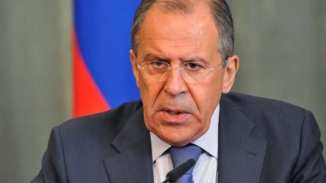 Menlu S.Lavrov menjawab interviu online tentang kebijakan luar negeri Rusia - ảnh 1