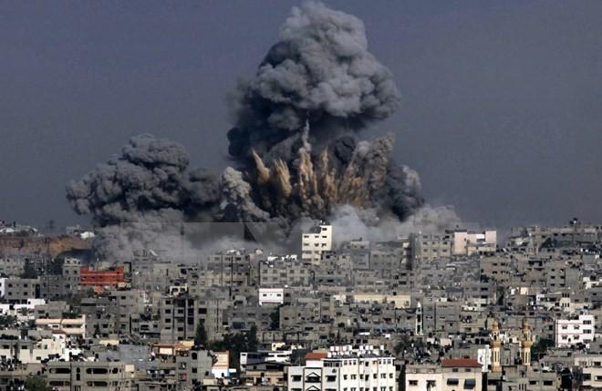 Baik Israel maupun Palestina semuanya mungkin melakukan kejahatan perang - ảnh 1