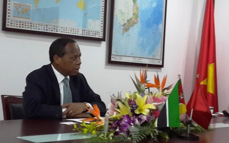 Memperingati ultah ke-40 penggalangan hubungan diplomatik Vietnam-Mozambik - ảnh 1