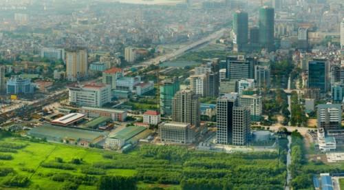 Menuju ke target perkembangan perkotaan yang berkesinambungan di Vietnam - ảnh 1