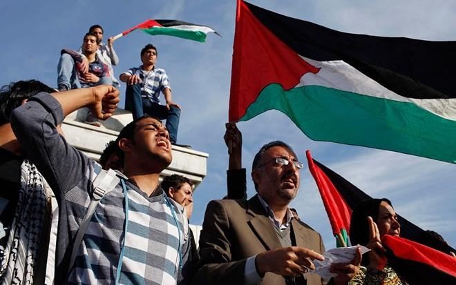 Palestina memulai perundingan untuk membentuk Pemerintah persatuan baru - ảnh 1