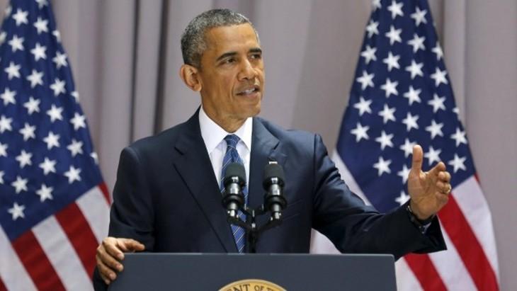 Gedung Putih menetapkan waktu untuk mengumumkan kunjungan Presiden Barack Obama ke Kuba - ảnh 1