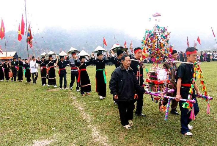 Penjelasan mengenai Pesta Long Tong - ảnh 1