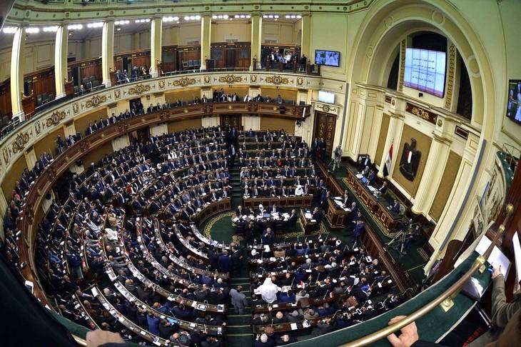 Mesir mempunyai Ketua Parlemen baru - ảnh 1