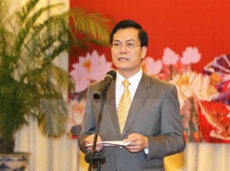 Kantor-kantor perwakilan asing di Vietnam merupakan jembatan penghubung yang membawa Vietnam lebih dekat dengan dunia - ảnh 1