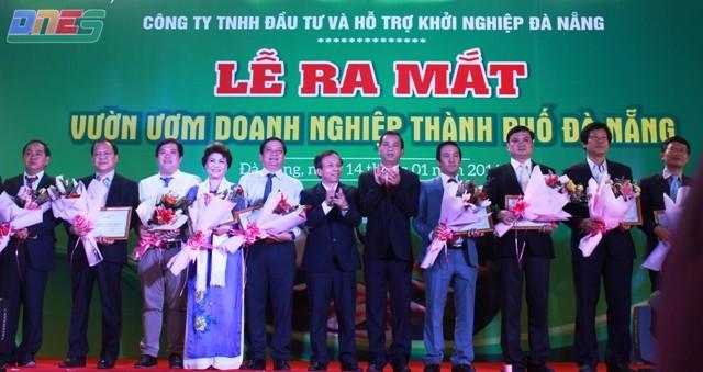 Unjuk muka Perusahaan Tanggung Jawab Terbatas Investasi dan Bantuan dalam memulai usaha kota Da Nang - ảnh 1