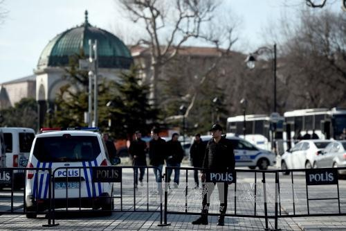 Turki menuduh 10 pelaku serangan teror - ảnh 1