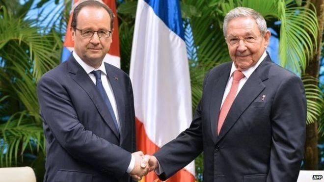 Presiden Kuba akan mengunjungi Perancis - ảnh 1