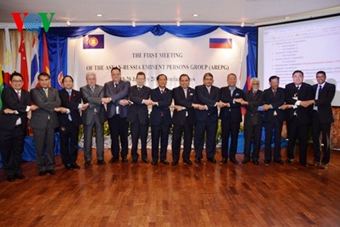 Negara-negara Asia Tenggara dan Rusia memperkuat kerjasama - ảnh 1