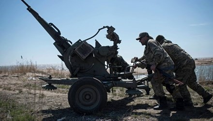 Situasi keamanan di Donbass menjadi lebih buruk - ảnh 1