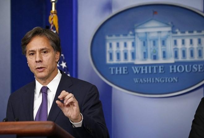 Deputi Menlu AS mengunjungi Tiongkok untuk berbahas tentang masalah keamanan di kawasan - ảnh 1